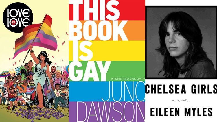 20 LGBTQ Books to Help You Start the School Year Off Right