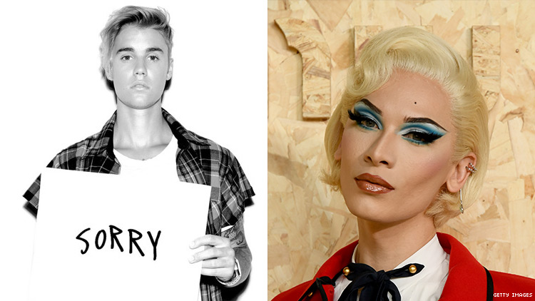 Justin Bieber Offered This Drag Queen Just $500 to Be in His New Video
