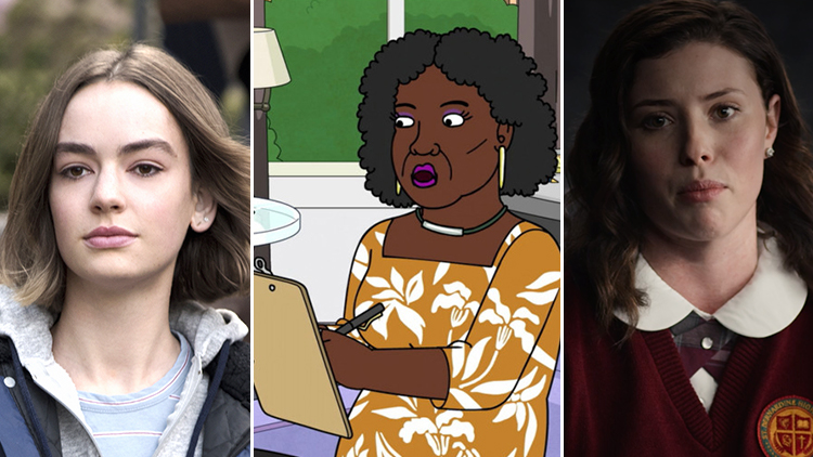 10 Lesbian & Bisexual Characters on TV We're Obsessed With