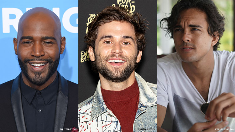 Jake Borelli to Star in New Queer Rom-Com 'The Thing About Harry'