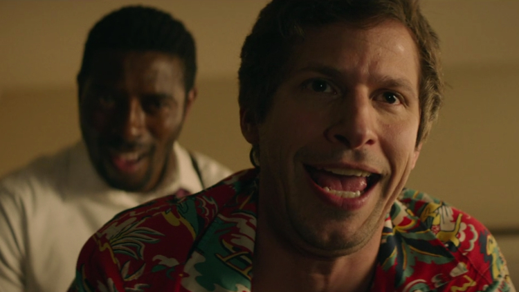 Andy Samberg Tries Gay Sex in 'Groundhog Day' Rom-Com 'Palm Springs'