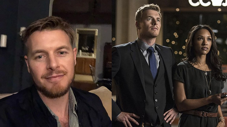 'The Flash' Actor Rick Cosnett Comes Out as Gay