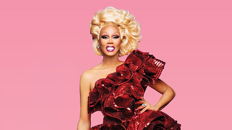 'RuPaul's Drag Race UK' Sets U.S. Premiere Date On Logo