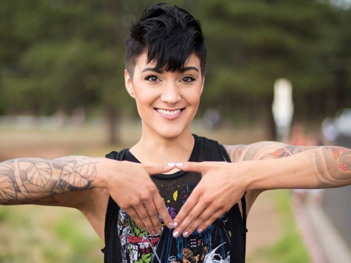 Strange What Is The Perfect Lesbian Haircut For You Natural Hairstyles Runnerswayorg