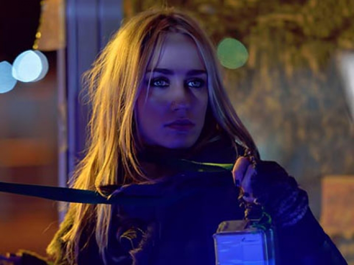 Frankie from Lip Service is Now Turning Heads as a Bi Vampire Fighter in  The Strain