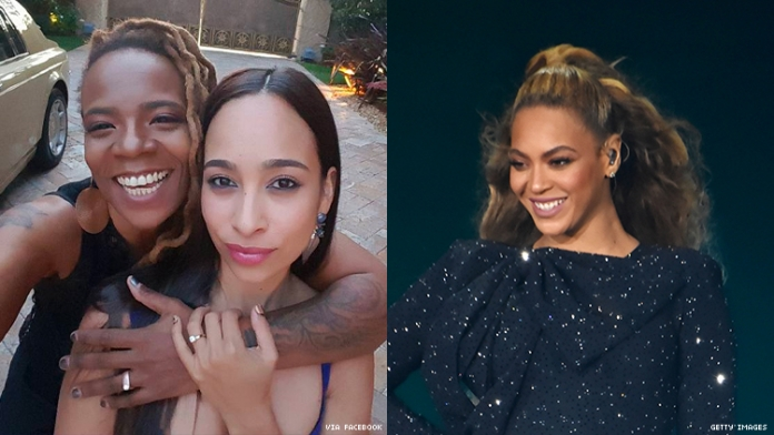 These Two Women Are Getting Married After Touring With Beyoncé