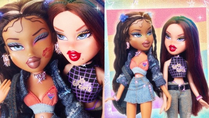 These Bratz Dolls Are Gay AF & Now We Have to Stan