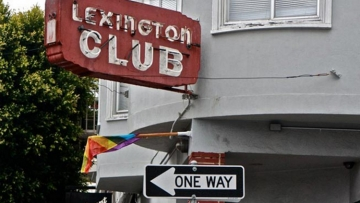 10 Legendary Lesbian Bars Where We Wish We Could Hang Out