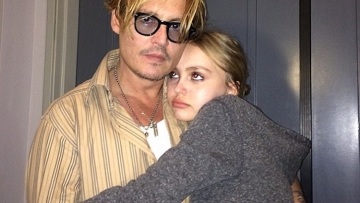 Johnny Depp on Supporting His Daughter Lily-Rose in Coming Out as Sexually Fluid