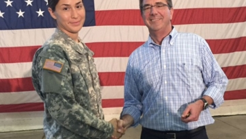 Defense Secretary Ash Carter Announces All Military Jobs Will Now be Open to Women