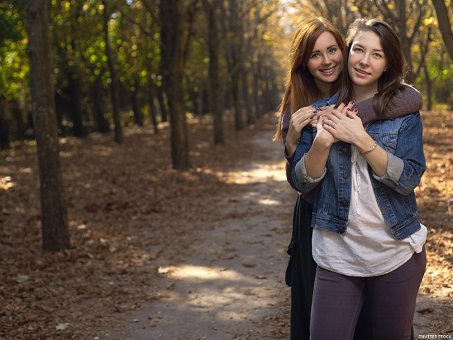 Where to find bisexual woman