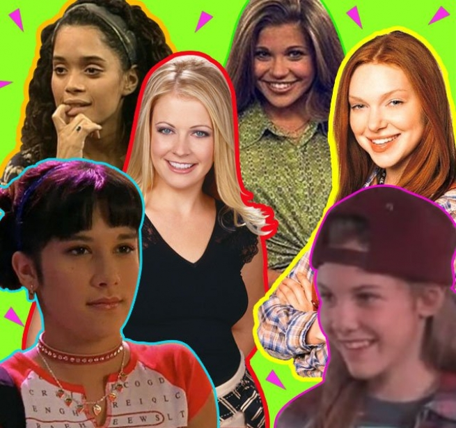We're all about '90s girls!
