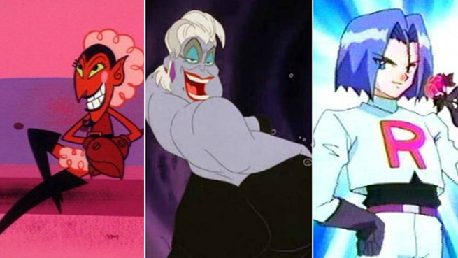 10 Queer-Coded, Gay Villains from Our Childhood
