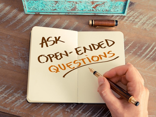 open ended questions for dating