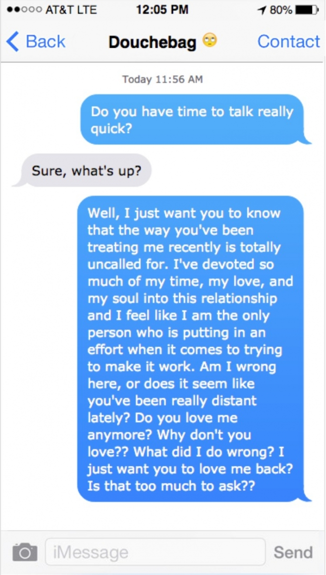 Things to text a guy after a hookups