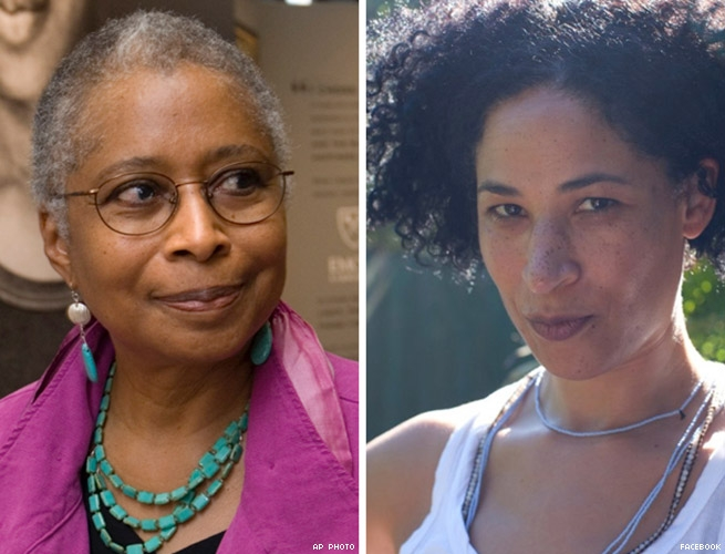 Alice Walker and Rebecca Walker