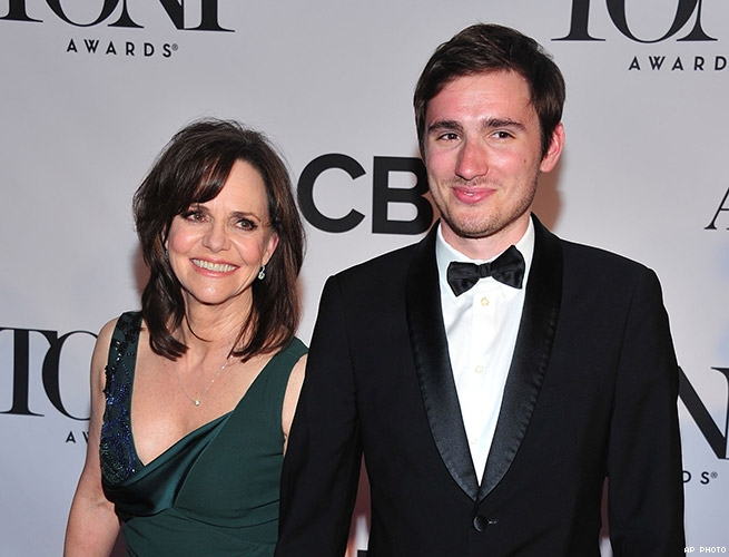 Sally Field and Sam Greisman