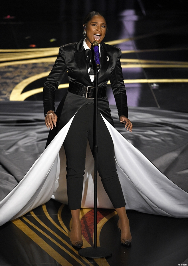 Women Wearing Pants/Suits at the 2019 Academy Awards