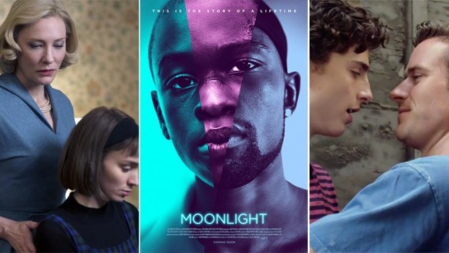 'Moonlight' Named Best Movie of the Decade