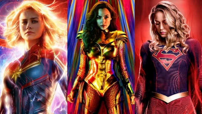 13 Badass Superheroines We Have No Choice But to Stan