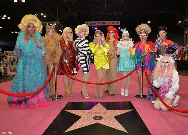 52 of DragCon NYC's Fiercest & Most Fashionable Moments