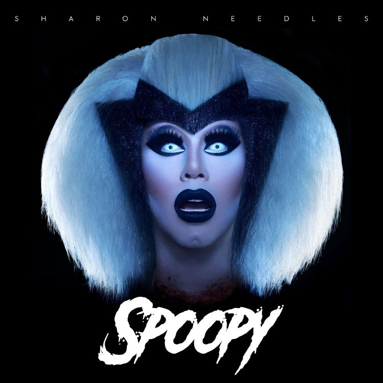 Sharon Needles Leads the 'Monster Mash' on Eerie New EP 'SPOOPY'