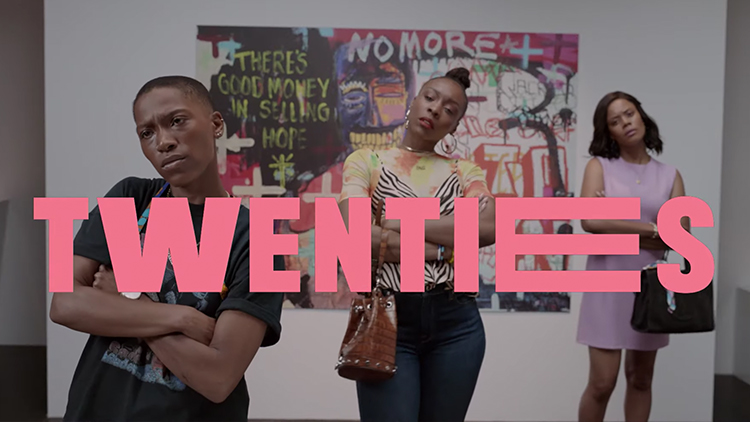 Lena Waithe's New Series Shows Us What a Hot Mess Your